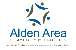 Alden Area Community Foundation - an affiliate of Southern Minnesota Initiative Foundation