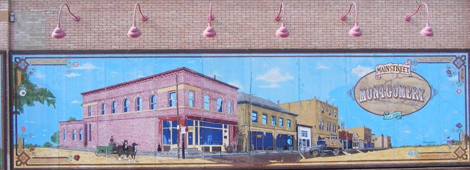 Montgomery Mural