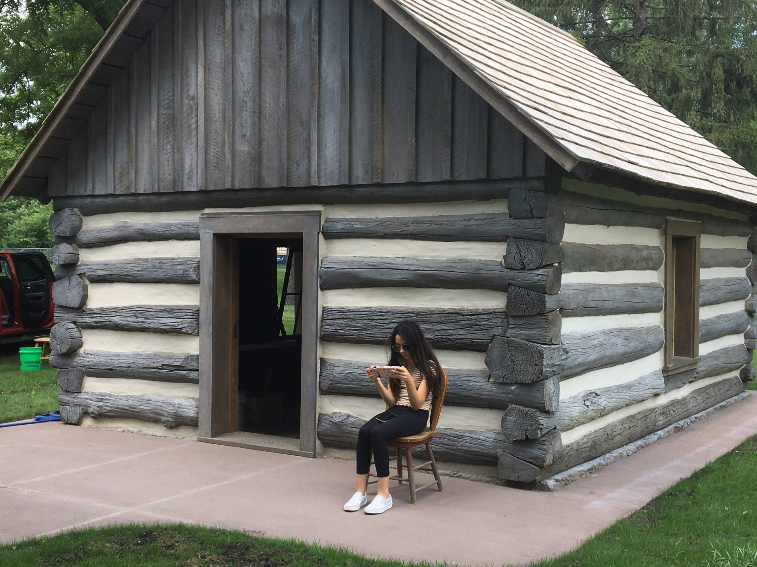 Log Cabin Restoration Montgomery Mn