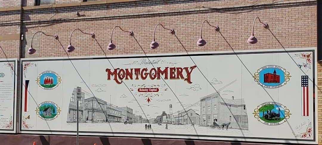 Montgomery Mural Montgomery Mn 2