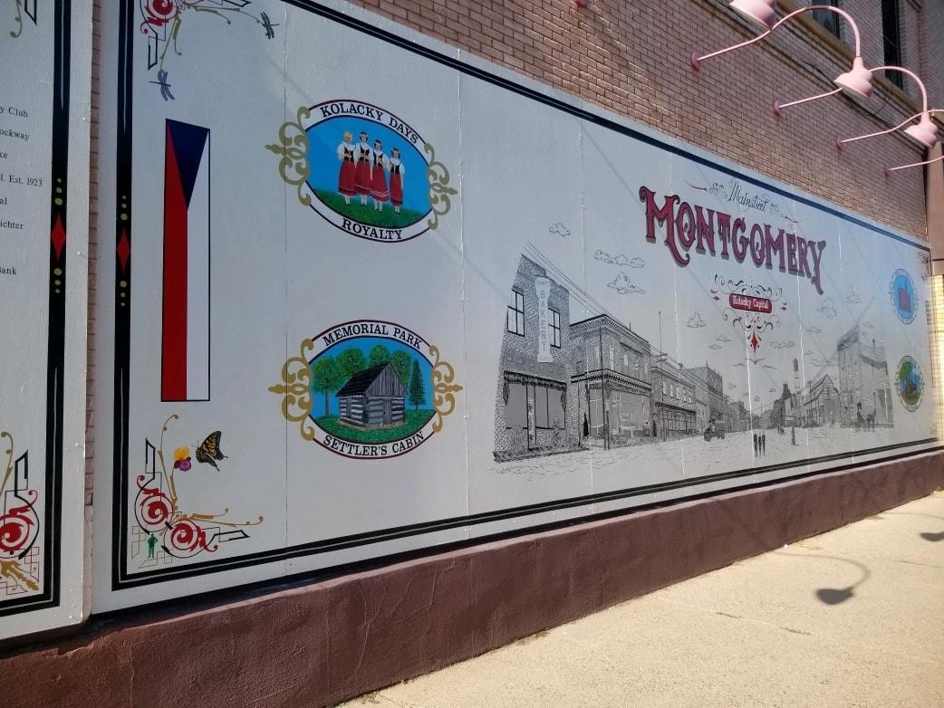 Montgomery Mural Montgomery Mn