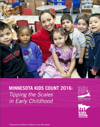 Kids Count Data Book 2016 Released
