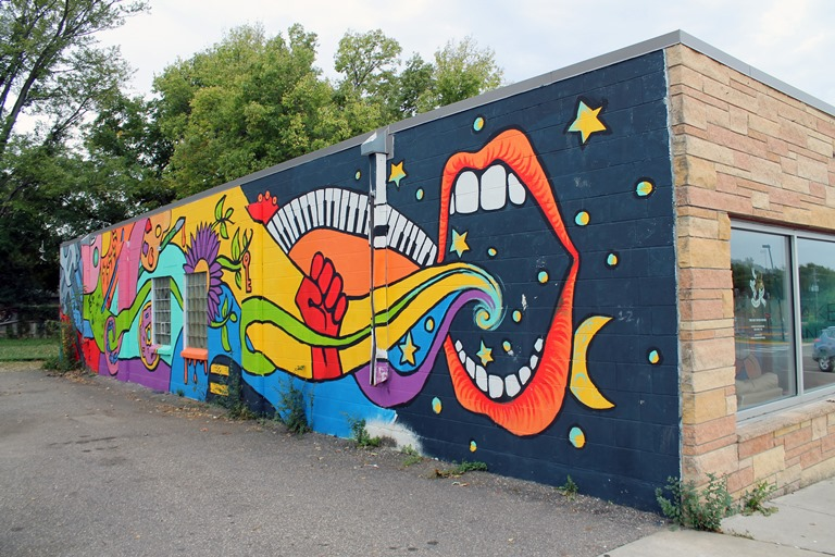Northfield Youth Union Paint The Town Grant