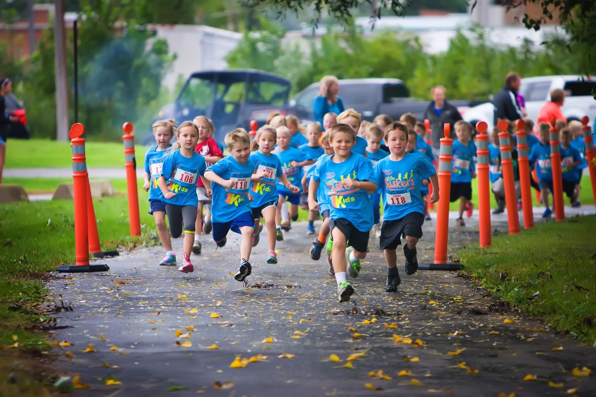 SVACF Kids Race
