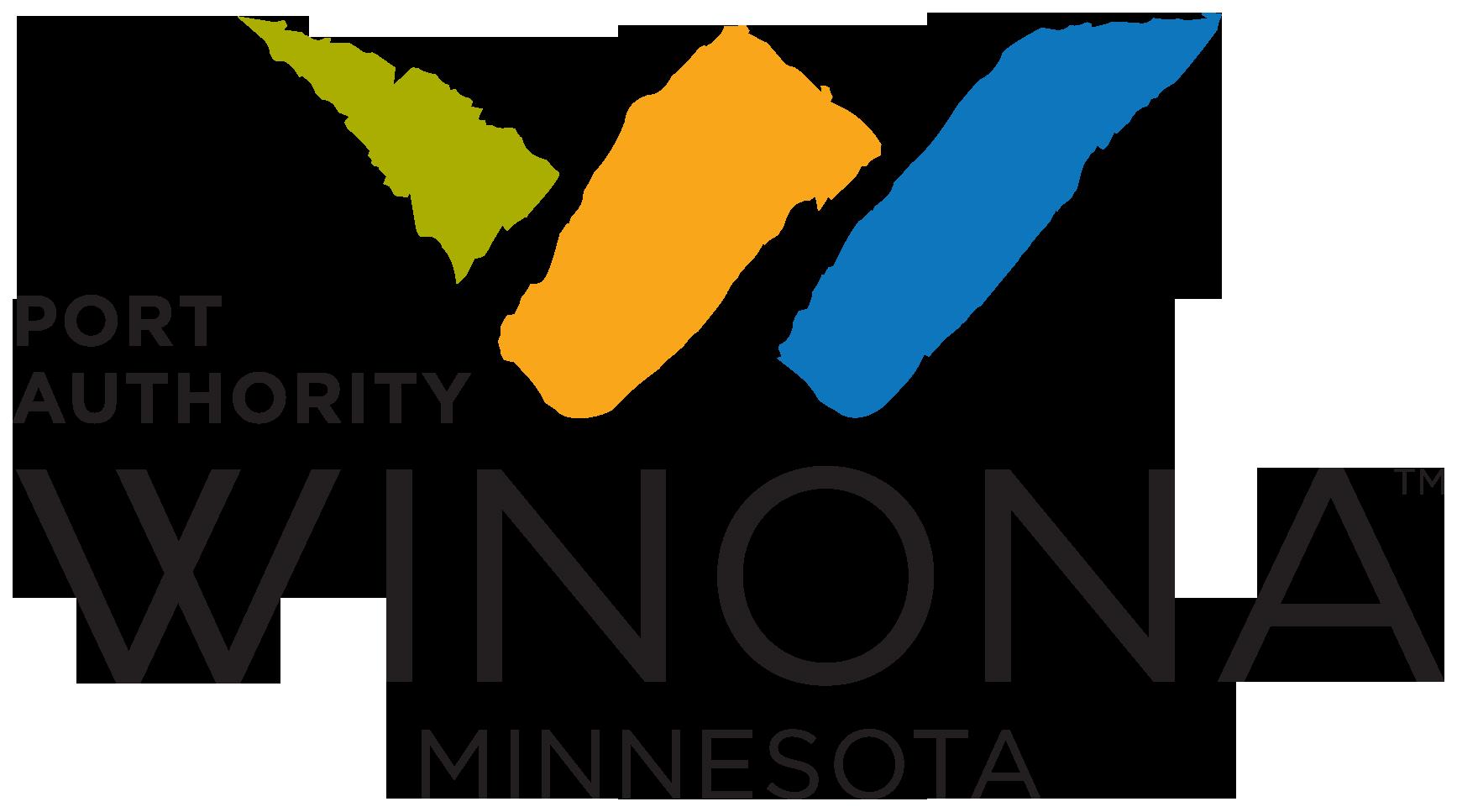 Portauthority Winona Mn Logo